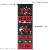 Miami University Decor and Banner