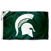 Michigan State Spartans Large 6'x10' Flag