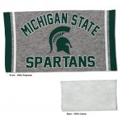 Michigan State Spartans Workout Exercise Towel