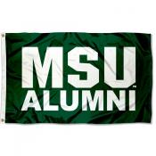 Michigan State University Alumni Flag