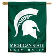 Michigan State University Decorative Flag