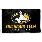 Michigan Tech University Flag