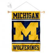 Michigan Wolverines Window and Wall Banner