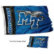 Middle Tennessee University Flag