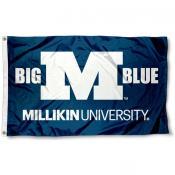 Millikin University Flag