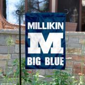 Millikin University Garden Flag