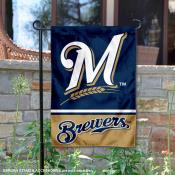 Milwaukee Brewers Garden Flag