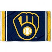 Milwaukee Brewers Grommet Outdoor Flag