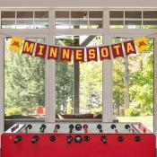 Minnesota Gophers Banner String Pennant Flags