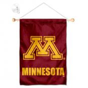 Minnesota Gophers Banner with Suction Cup