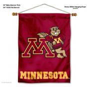 Minnesota Gophers Wall Banner