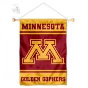 Minnesota Gophers Window and Wall Banner