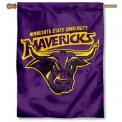 Minnesota State Mavericks Banner Flag
