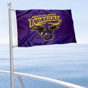 Minnesota State Mavericks Boat and Mini Flag