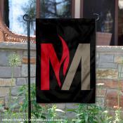 Minnesota State University Moorehead Academic Logo Garden Flag