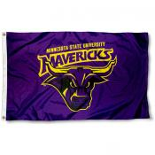 Minnesota State University Polyester Flag