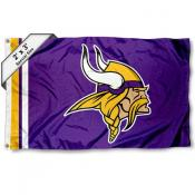 Minnesota Vikings 2x3 Feet Flag