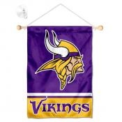 Minnesota Vikings Window and Wall Banner