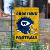 Mississippi College Choctaws Helmet Yard Garden Flag