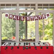 Mississippi State Bulldogs Banner String Pennant Flags