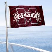 Mississippi State Bulldogs Golf Cart Flag