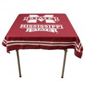Mississippi State Bulldogs Table Cloth