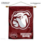 Mississippi State Bulldogs Wall Banner
