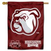 Mississippi State University Decorative Flag