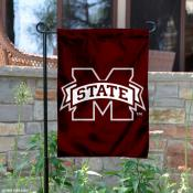 Mississippi State University Garden Flag