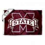Mississippi State University Mini Flag