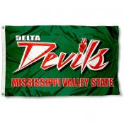 Mississippi Valley State University Flag
