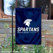 Missouri Baptist Spartans Garden Flag