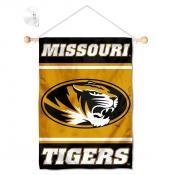 Missouri Mizzou Tigers Window and Wall Banner
