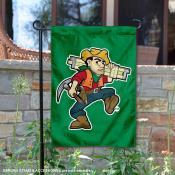 Missouri S&T Miners Joe Miner Garden Flag