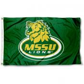 Missouri Southern State Logo Outdoor Flag