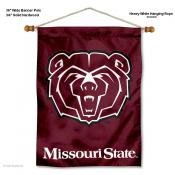 Missouri State Bears Wall Banner