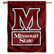 Missouri State University House Flag