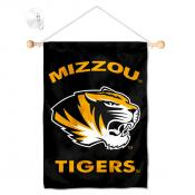 Missouri Tigers Banner with Suction Cup