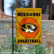Missouri Tigers Basketball Garden Banner