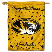 Missouri Tigers Congratulations Graduate Flag