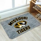 Missouri Tigers Cushioned Floor Bathmat