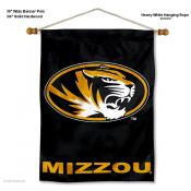 Missouri Tigers Wall Banner