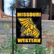 Missouri Western State Griffons Garden Flag