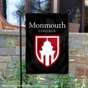 Monmouth College Academic Logo Garden Flag