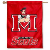 Monmouth College Banner Flag