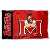 Monmouth College Flag