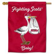 Monmouth Fighting Scots New Baby Flag