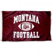 Montana Griz College Football 3x5 Flag