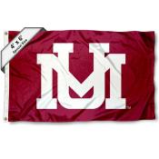 Montana Grizzlies Large 4x6 Flag