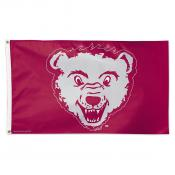 Montana Grizzlies Throwback Vintage Flag